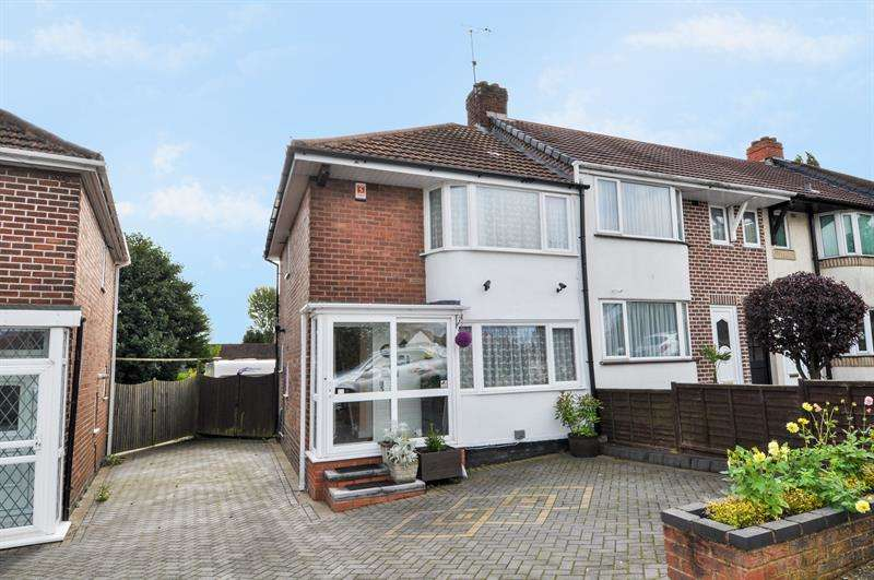 2 Bedrooms Terraced House for sale in Groveley Lane, West Heath, Birmingham