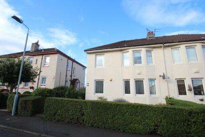 1 Bedroom Flat for sale in Crags Avenue, Paisley, Renfrewshire