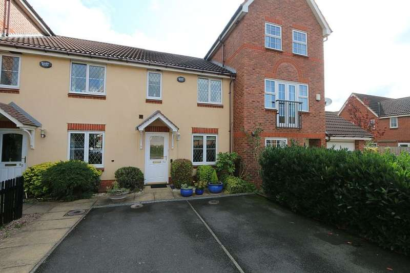 2 Bedrooms Terraced House for sale in Elm Road, Sutton Coldfield, West Midlands, B76 2PH