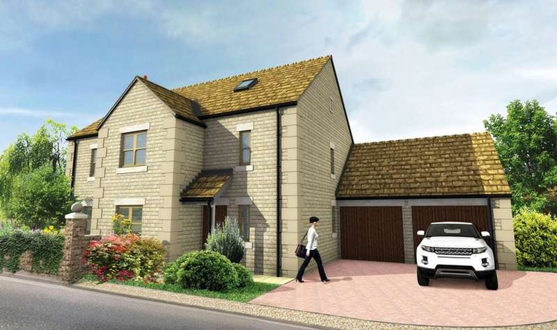 5 Bedrooms Detached House for sale in The Manor. Listerdale Court