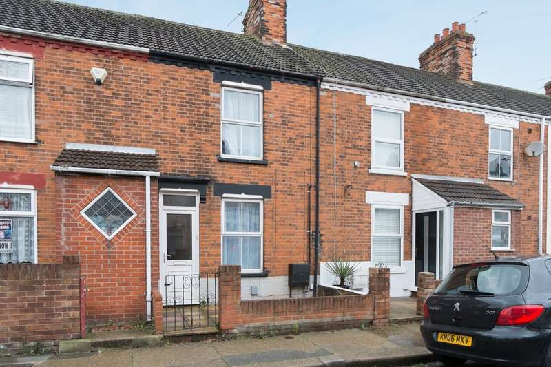 3 Bedrooms Terraced House for sale in Arundel Road, Great Yarmouth