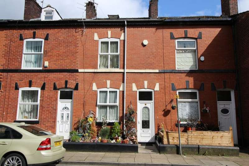 2 Bedrooms Property for sale in Bridgefield Street, Radcliffe, Manchester, M26