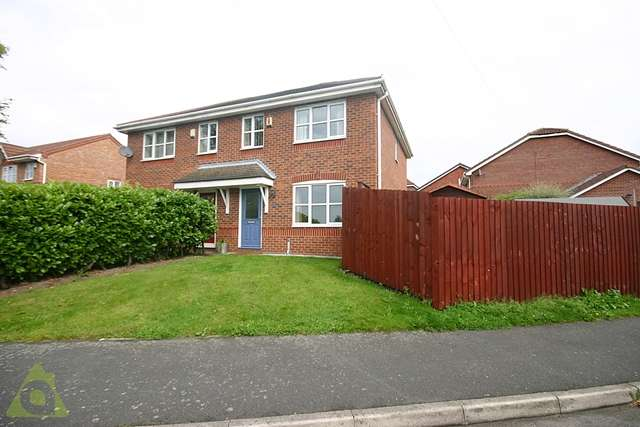 3 Bedrooms Semi Detached House for sale in Winsmoor Drive, HIndley Green WN2