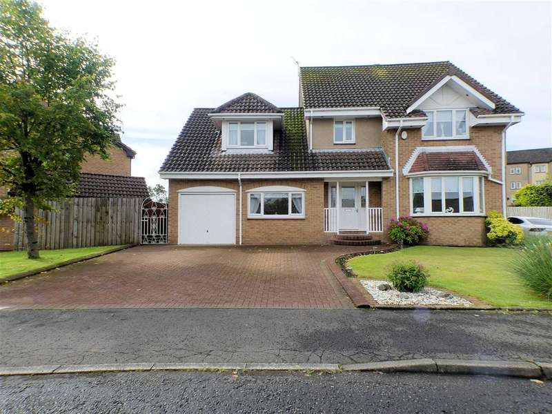 5 Bedrooms Detached House for sale in Dunlin, Stewartfield, EAST KILBRIDE