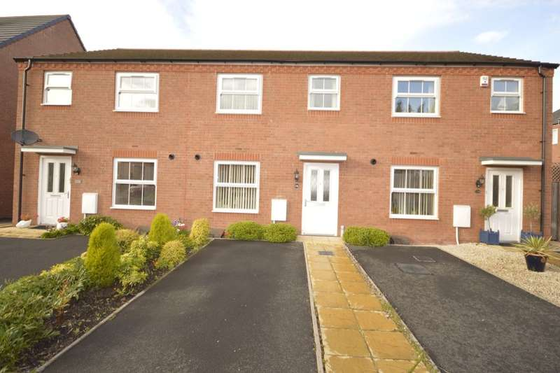 3 Bedrooms Property for sale in Greenock Crescent, Wolverhampton, WV4