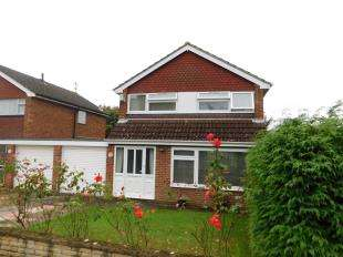 4 Bedrooms Detached House for sale in Brackley Close, Vinters Park, Maidstone, Kent