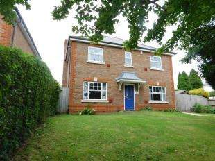 4 Bedrooms Detached House for sale in Ashford Road, Bearsted, Maidstone, Kent