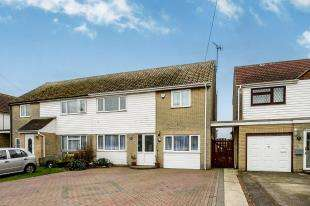 4 Bedrooms Semi Detached House for sale in Victoria Road West, Littlestone, Romney Marsh, Kent