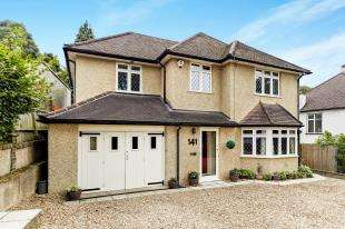 4 Bedrooms Detached House for sale in Shirley Church Road, Shirley, Croydon, Surrey