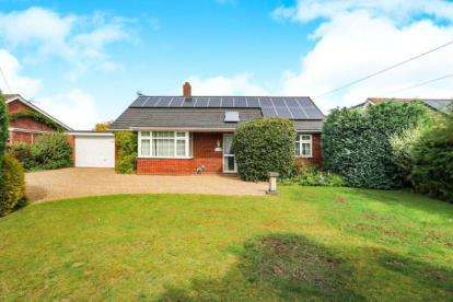2 Bedrooms Bungalow for sale in Shropham, Norwich, Norfolk