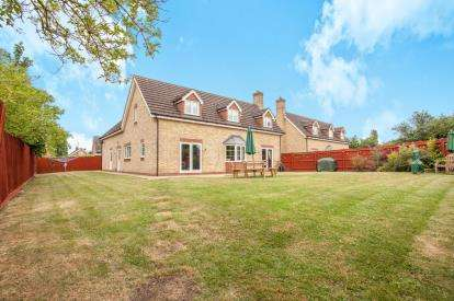 5 Bedrooms Equestrian Facility Character Property for sale in Wimblington, March, Uk