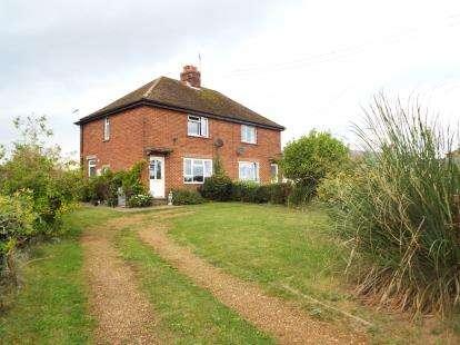 3 Bedrooms Semi Detached House for sale in Sedgeford, Hunstanton, Norfolk