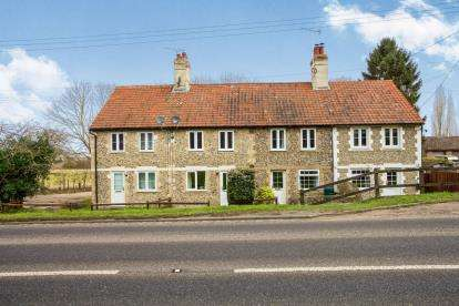 2 Bedrooms End Of Terrace House for sale in Bury Road, Kentford, Newmarket