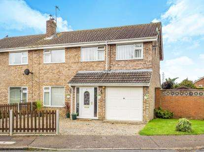 4 Bedrooms Semi Detached House for sale in Salhouse, Norwich, Norfolk