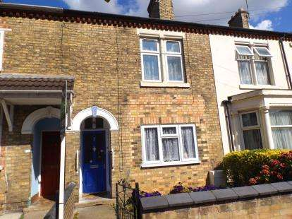 3 Bedrooms Terraced House for sale in Manor House Street, Peterborough, Cambs