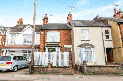 3 Bedrooms Terraced House for sale in Grove Road, Hitchin, Hertfordshire