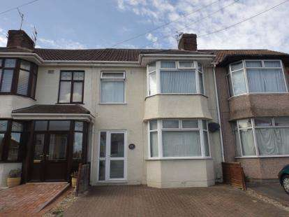 3 Bedrooms Terraced House for sale in Ashton Drive, Bristol, Somerset