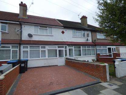 2 Bedrooms Terraced House for sale in Leyburn Road, Upper Edmonton, London