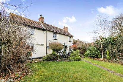 3 Bedrooms Detached House for sale in Green End Road, Great Barford, Bedford, Bedfordshire