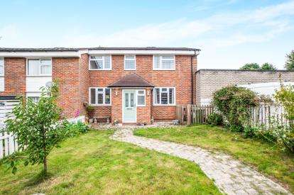 4 Bedrooms Semi Detached House for sale in Mill Close, Hemel Hempstead, Herts, .