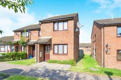 2 Bedrooms End Of Terrace House for sale in Kercroft, Two Mile Ash, Milton Keynes