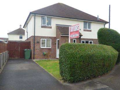 3 Bedrooms Semi Detached House for sale in Meadowleaze, Longlevens, Gloucester, Gloucestershire