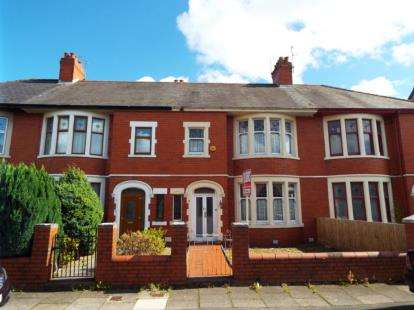 3 Bedrooms Terraced House for sale in Princes Avenue, Cardiff, Caerdydd