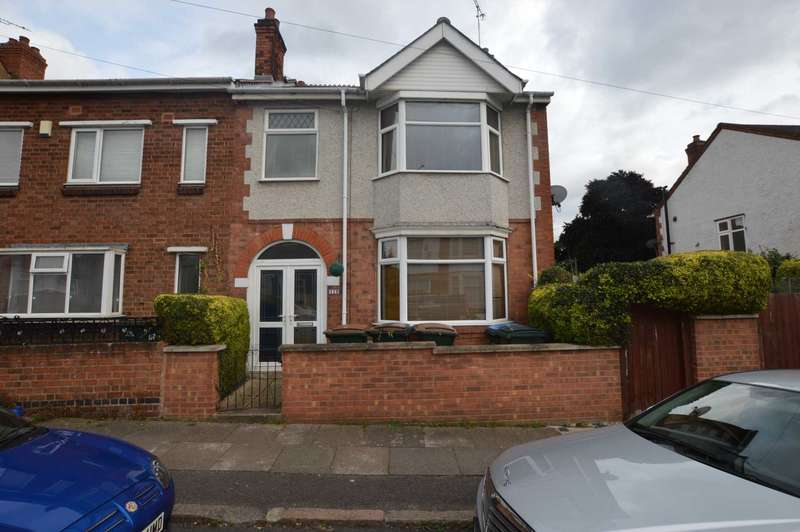 3 Bedrooms End Of Terrace House for sale in Marlborough Road, Stoke Green, Coventry,CV2