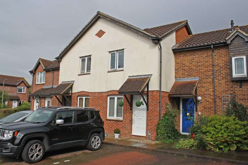 2 Bedrooms Terraced House for sale in Roding Way, Didcot