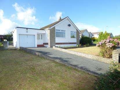 3 Bedrooms Bungalow for sale in Frondeg, Llandegfan, Menai Bridge, Sir Ynys Mon, LL59