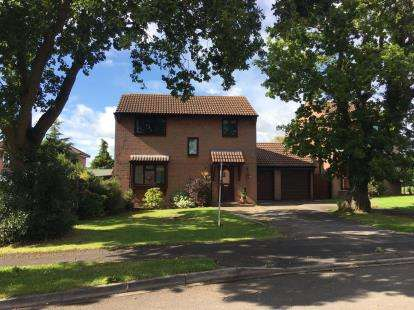3 Bedrooms Detached House for sale in Titchfield Common, Fareham, Hants
