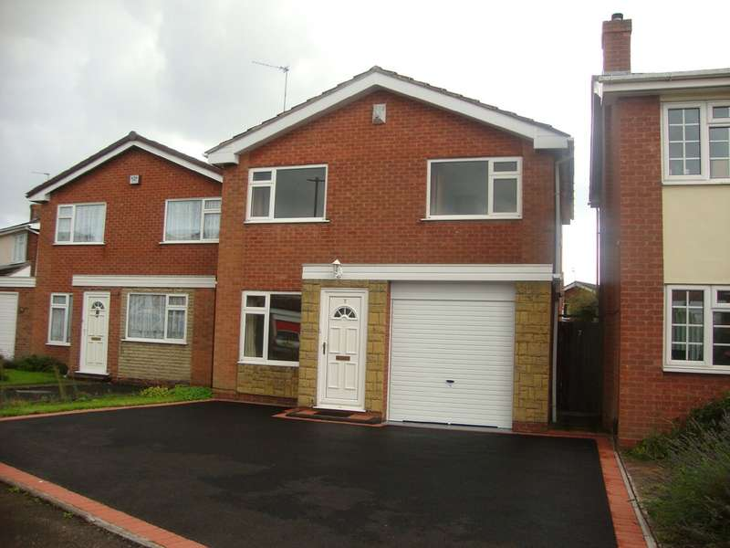 3 Bedrooms Detached House for rent in Nairn Close, Hall Green, B28 0NX