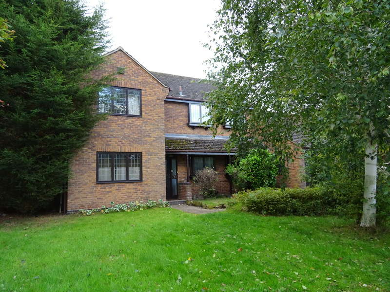 5 Bedrooms Detached House for rent in Cassandra Close, Gibbet Hill, Coventry