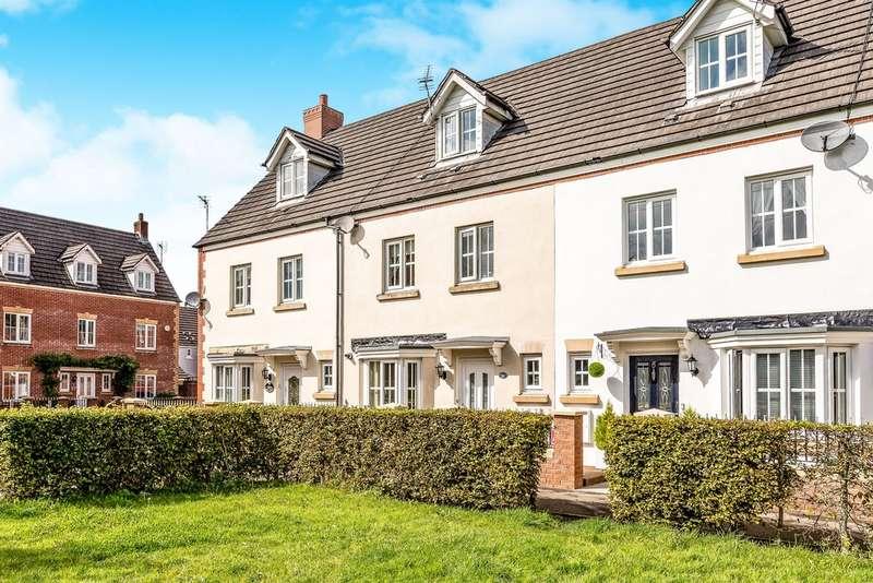 4 Bedrooms Terraced House for sale in Plouzane Road, Pencoed, Bridgend
