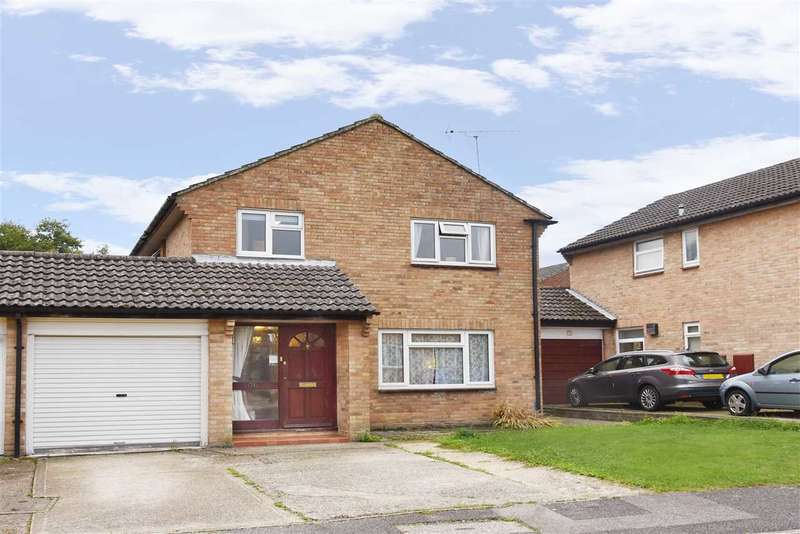 4 Bedrooms Detached House for sale in WHITEBEAM ROAD, HEDGE END