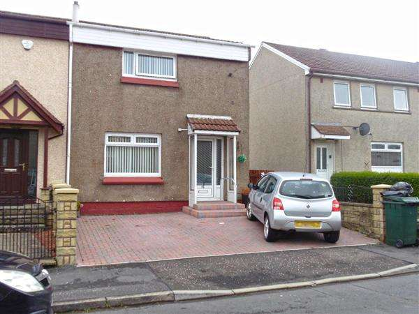 2 Bedrooms End Of Terrace House for sale in Cessnock Drive, HURLFORD