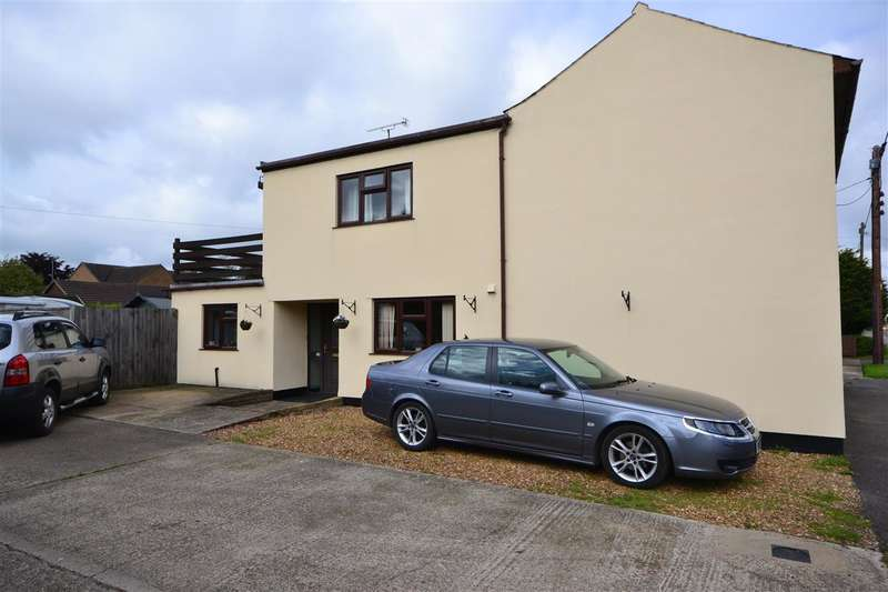 3 Bedrooms Detached House for sale in Townsend, Soham