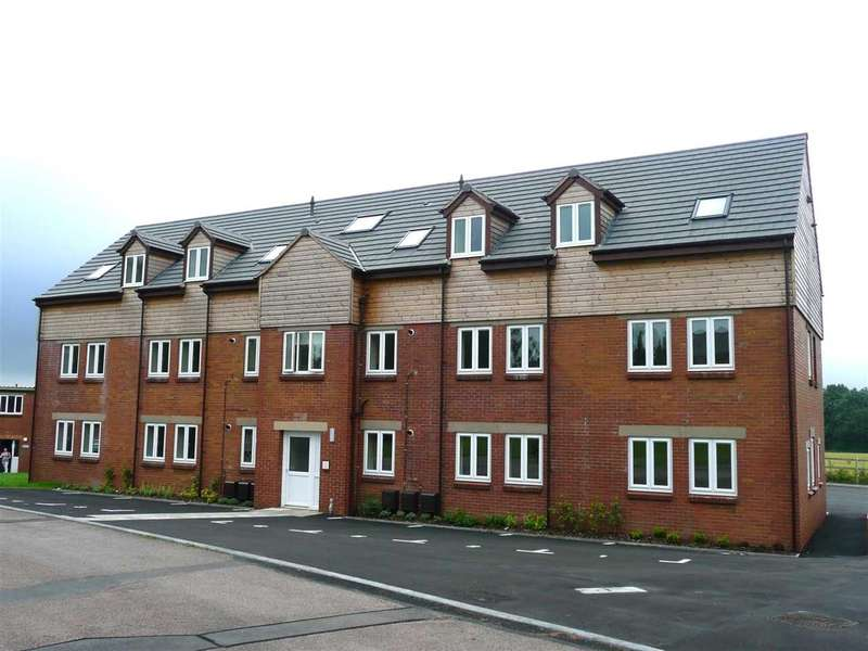 1 Bedroom Apartment Flat for sale in Severn View, Lawrence Crescent, Caerwent, Caldicot