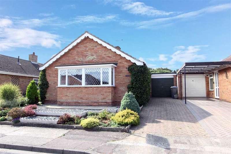 2 Bedrooms Detached Bungalow for sale in Ascot Drive, Felixstowe