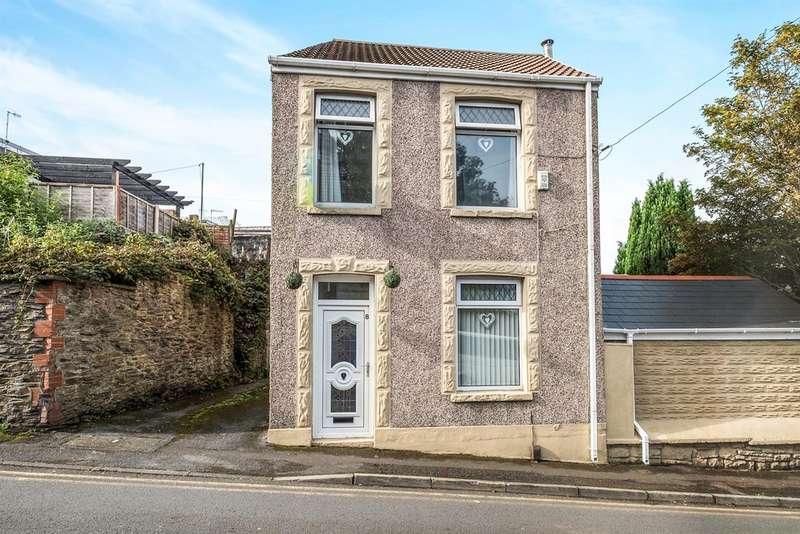 2 Bedrooms Detached House for sale in Herbert Road, Neath