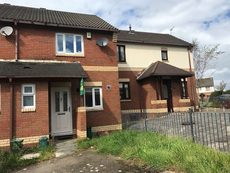 2 Bedrooms Link Detached House for sale in Clos Y Dolydd, Beddau, Pontypridd