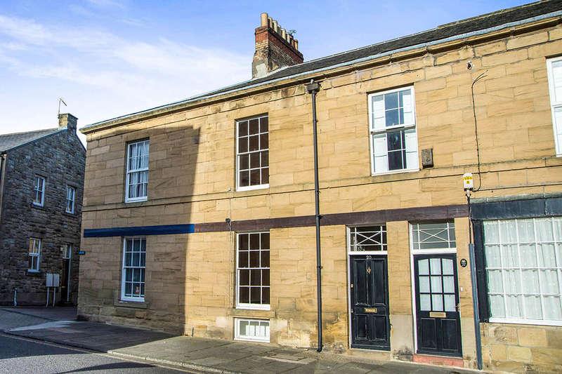 3 Bedrooms Property for sale in Green Batt, Alnwick, NE66