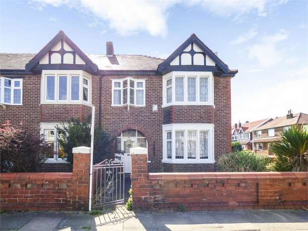 4 Bedrooms End Of Terrace House for sale in Roseacre, Blackpool, Lancashire
