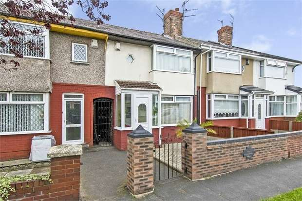 3 Bedrooms Terraced House for sale in Hatton Hill Road, Litherland, Liverpool, Merseyside