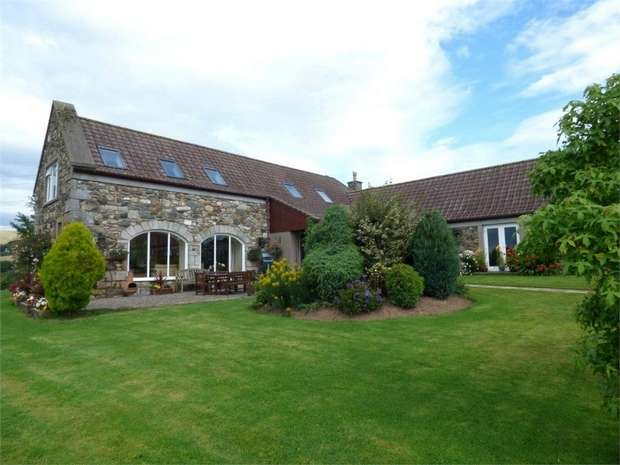 6 Bedrooms Detached House for sale in Rumbling, Rumbling Bridge, Kinross