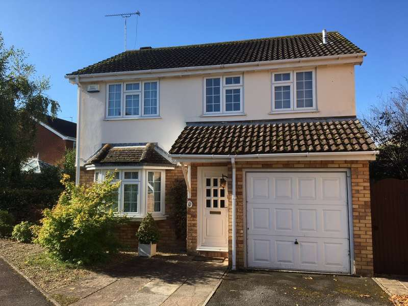 4 Bedrooms Detached House for sale in Ringwood
