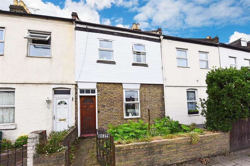 3 Bedrooms Terraced House for sale in Crown Lane, Morden