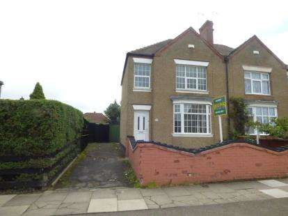 3 Bedrooms Semi Detached House for sale in Dymond Rd, Coventry