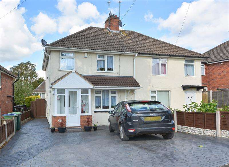 3 Bedrooms Semi Detached House for sale in Sydney Road, Bearwood
