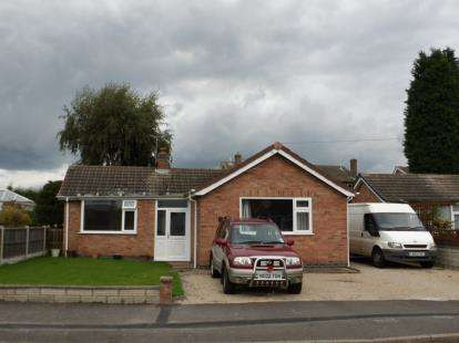 3 Bedrooms Bungalow for sale in Shelley Close, Measham, Swadlincote